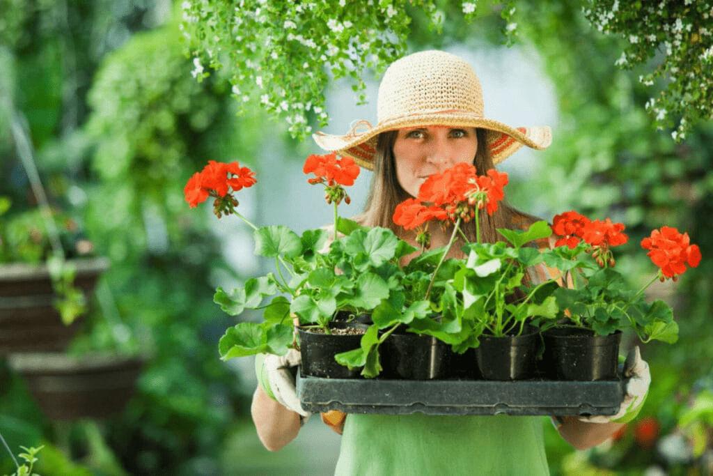 Sådan gør du havearbejdet lidt sjovere